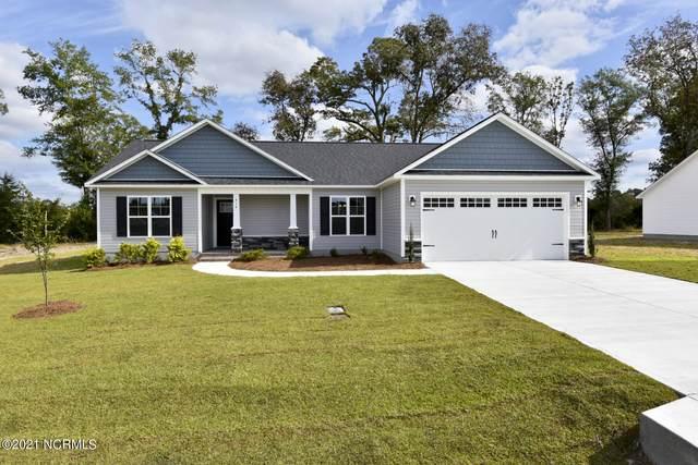 413 Duster Lane, Richlands, NC 28574 (MLS #100295297) :: Lejeune Home Pros of Century 21 Sweyer & Associates