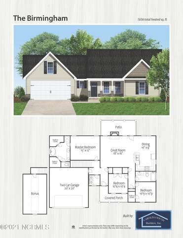 417 Duster Lane, Richlands, NC 28574 (MLS #100295304) :: Lejeune Home Pros of Century 21 Sweyer & Associates