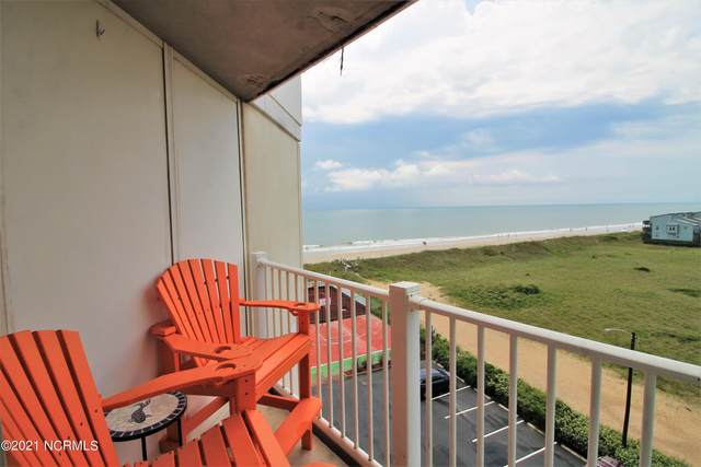 2000 New River Inlet Road #1501, North Topsail Beach, NC 28460 (MLS #100295310) :: The Rising Tide Team