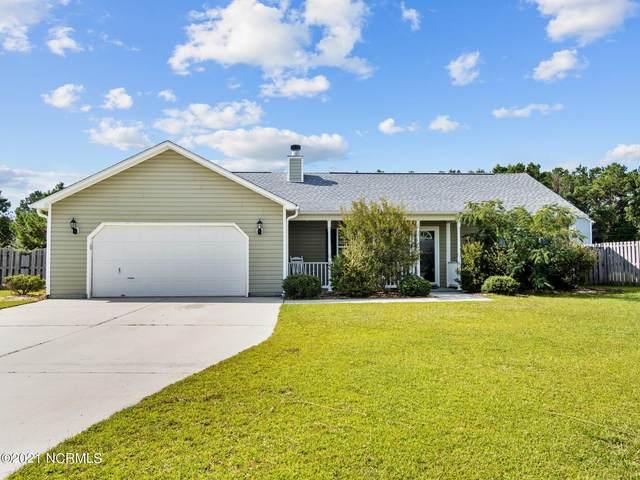 314 Top Knot Road, Hubert, NC 28539 (MLS #100295317) :: Lejeune Home Pros of Century 21 Sweyer & Associates