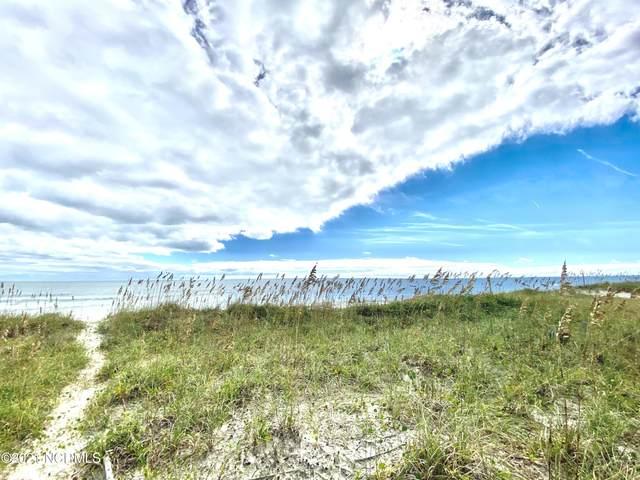 817 Fort Fisher Boulevard S, Kure Beach, NC 28449 (MLS #100295318) :: CENTURY 21 Sweyer & Associates