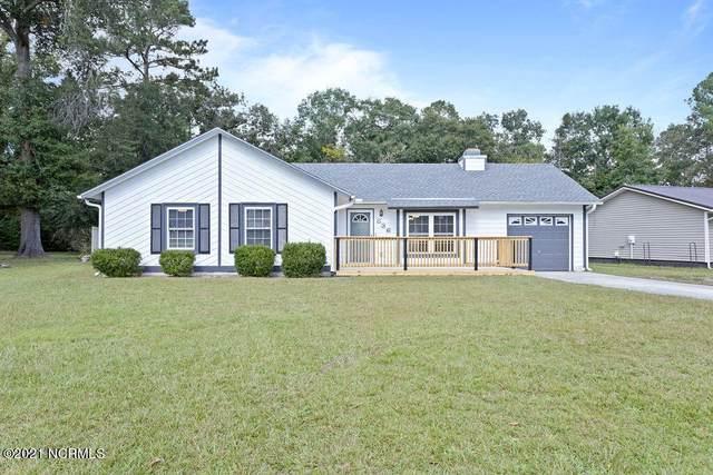 836 Mill River Road, Jacksonville, NC 28540 (MLS #100295321) :: CENTURY 21 Sweyer & Associates
