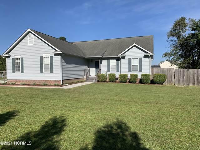 98 Kanton Drive, Jacksonville, NC 28540 (MLS #100295331) :: CENTURY 21 Sweyer & Associates