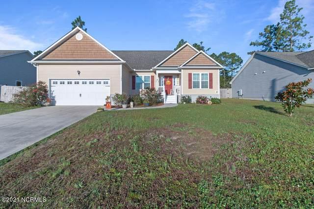 126 Dixon Road, Holly Ridge, NC 28445 (MLS #100295332) :: CENTURY 21 Sweyer & Associates
