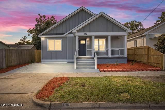 1116 S 10th Street, Wilmington, NC 28401 (MLS #100295340) :: Lejeune Home Pros of Century 21 Sweyer & Associates