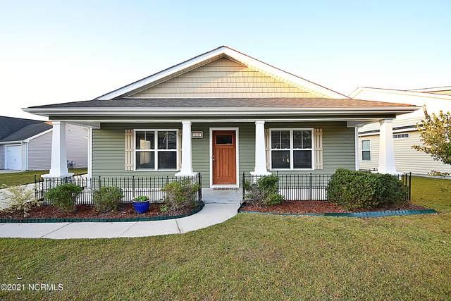 110 Craftsman Drive, New Bern, NC 28562 (MLS #100295349) :: CENTURY 21 Sweyer & Associates