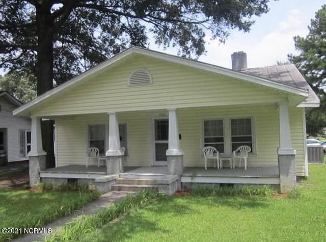1512 Nash Street N, Wilson, NC 27893 (MLS #100295350) :: CENTURY 21 Sweyer & Associates