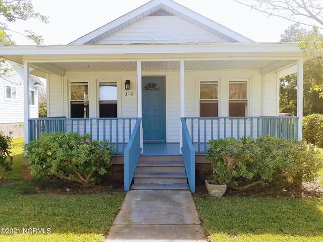 310 Craven Avenue, Beaufort, NC 28516 (MLS #100295354) :: Lejeune Home Pros of Century 21 Sweyer & Associates