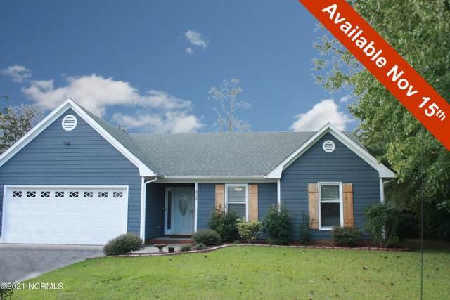 408 Windsong Court, Jacksonville, NC 28540 (MLS #100295356) :: Berkshire Hathaway HomeServices Hometown, REALTORS®