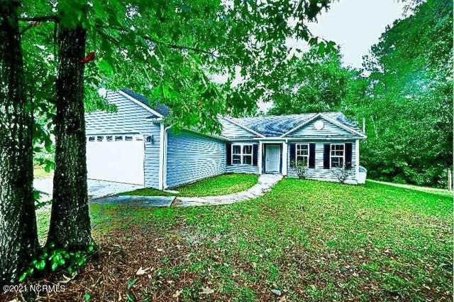 149 Huckleberry Lane, Hubert, NC 28539 (MLS #100295359) :: Vance Young and Associates