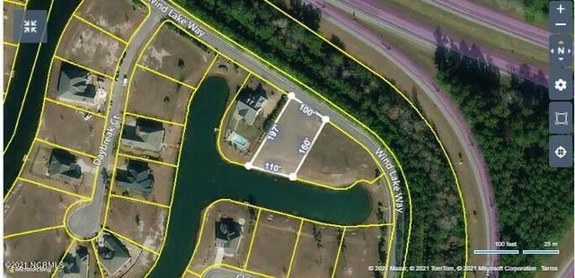 2075 Wind Lake Way, Leland, NC 28451 (#100295363) :: Rachel Kendall Team