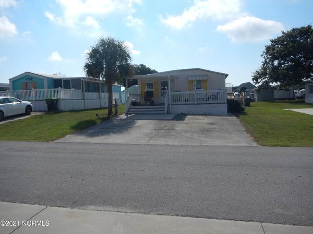 119 Snow Goose Lane, Newport, NC 28570 (MLS #100295371) :: Lejeune Home Pros of Century 21 Sweyer & Associates