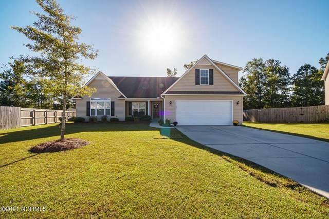 101 Lexington Circle, New Bern, NC 28562 (MLS #100295384) :: Berkshire Hathaway HomeServices Hometown, REALTORS®