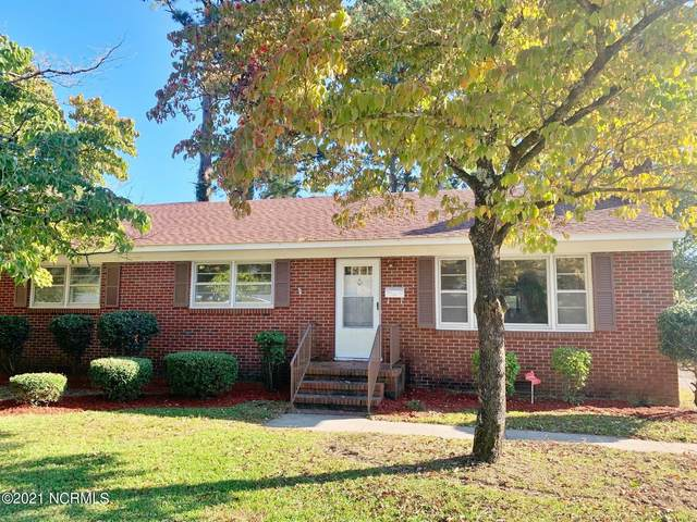 2303 Woodland Avenue, New Bern, NC 28562 (MLS #100295387) :: CENTURY 21 Sweyer & Associates