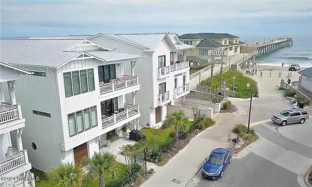 22 Seagull Street A, Wrightsville Beach, NC 28480 (MLS #100295389) :: Great Moves Realty