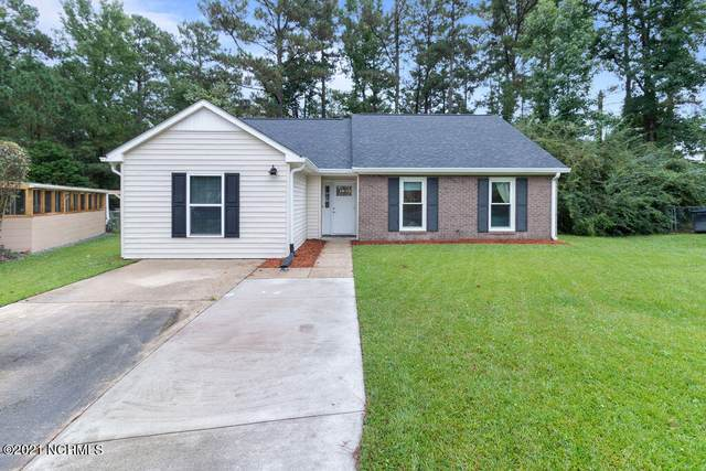 115 Tiffany Place, Jacksonville, NC 28546 (MLS #100295393) :: Stancill Realty Group