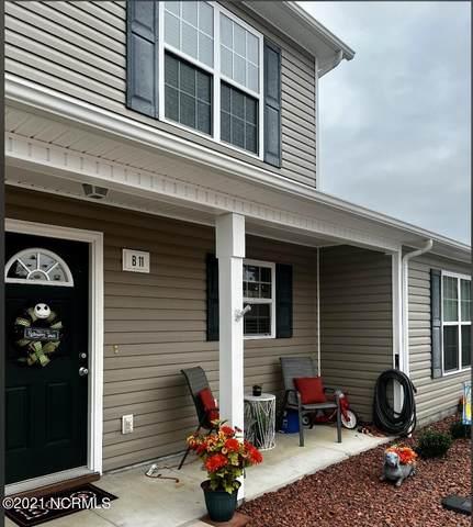 601 Pelletier Loop Road B11, Peletier, NC 28584 (MLS #100295398) :: Donna & Team New Bern
