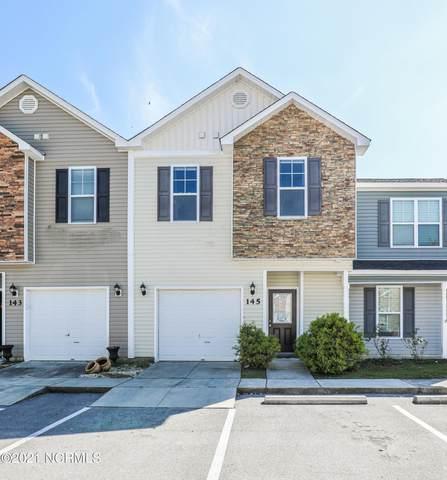 145 Waterstone Lane, Jacksonville, NC 28546 (MLS #100295403) :: David Cummings Real Estate Team