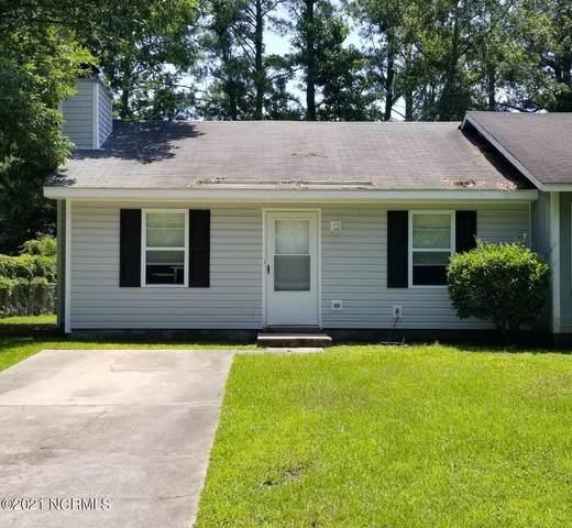 418 Cedar Creek Drive, Jacksonville, NC 28540 (MLS #100295405) :: Thirty 4 North Properties Group