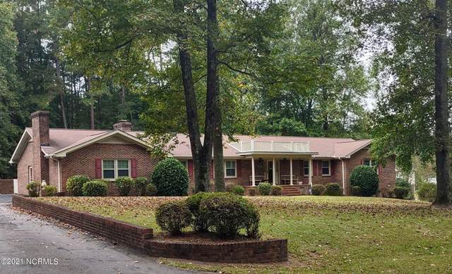 4938 Country Lane, Rocky Mount, NC 27803 (MLS #100295406) :: RE/MAX Essential