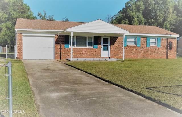 208 Ramsey Drive, Jacksonville, NC 28540 (MLS #100295408) :: Thirty 4 North Properties Group