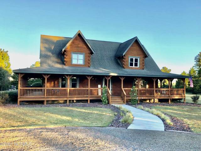 1311 Haywood Parker Road, Ellerbe, NC 28338 (MLS #100295409) :: Thirty 4 North Properties Group