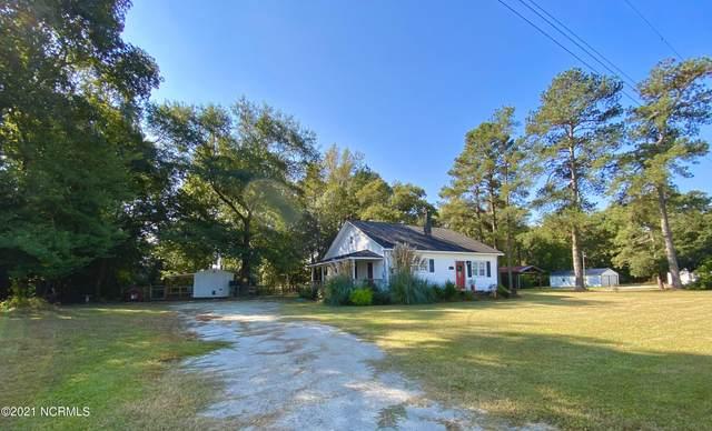 1946 Joshua Mewborn Road, Snow Hill, NC 28580 (MLS #100295412) :: Thirty 4 North Properties Group