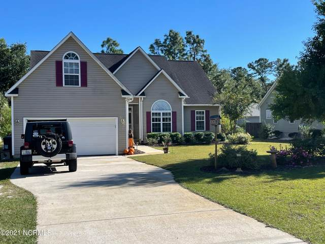 1462 E Boiling Spring Road, Southport, NC 28461 (MLS #100295416) :: Welcome Home Realty