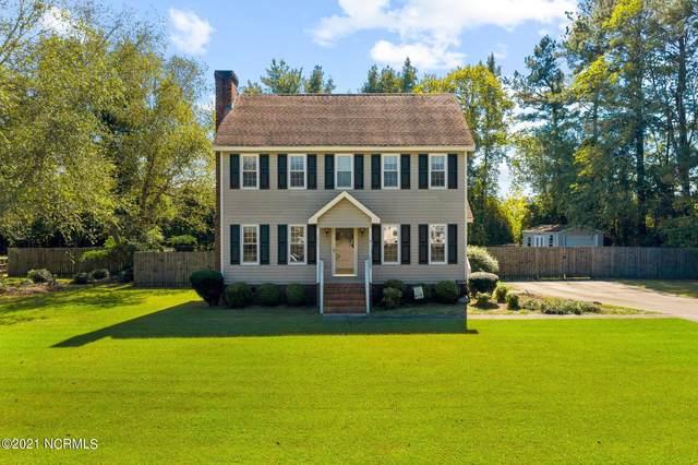 1033 Teakwood Drive, Greenville, NC 27834 (MLS #100295420) :: Thirty 4 North Properties Group