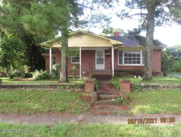 705 E Washington Avenue, Kinston, NC 28501 (#100295421) :: Rachel Kendall Team