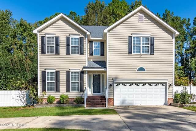 205 E Baywood Lane, Greenville, NC 27834 (MLS #100295424) :: Thirty 4 North Properties Group