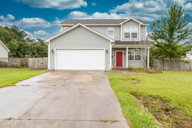118 Briar Hollow Drive, Jacksonville, NC 28540 (MLS #100295438) :: Frost Real Estate Team