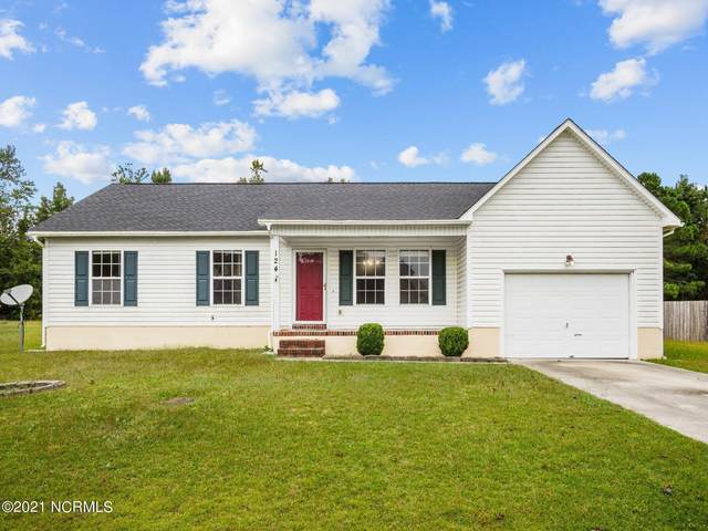 124 Constitution Avenue, Jacksonville, NC 28540 (MLS #100295449) :: The Keith Beatty Team