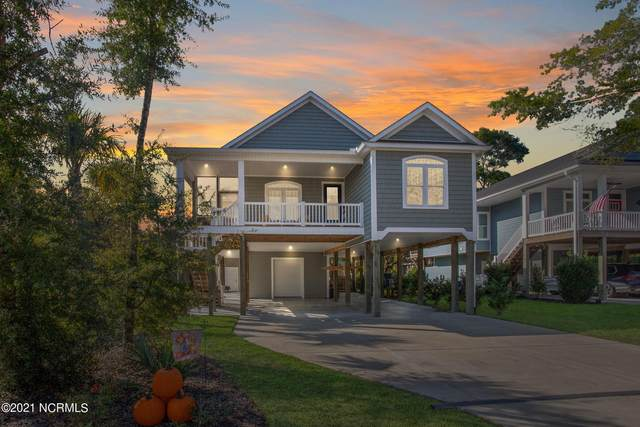 307 E Yacht Drive, Oak Island, NC 28465 (MLS #100295452) :: Lynda Haraway Group Real Estate