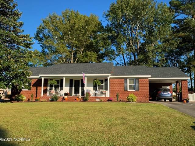 3003 Camelot Drive, Kinston, NC 28504 (MLS #100295458) :: Donna & Team New Bern