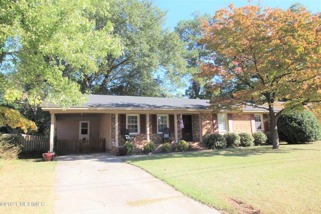 2617 S Wright Road, Greenville, NC 27858 (#100295475) :: The Tammy Register Team