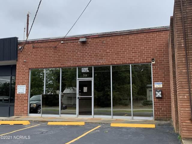 708 N William Street, Goldsboro, NC 27530 (MLS #100295476) :: Donna & Team New Bern