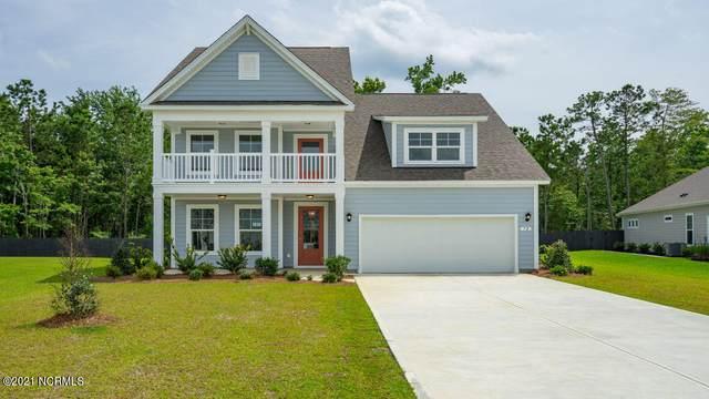 8315 Dunes Ridge Place Lot 49 - Willow, Sunset Beach, NC 28468 (MLS #100295480) :: Berkshire Hathaway HomeServices Prime Properties