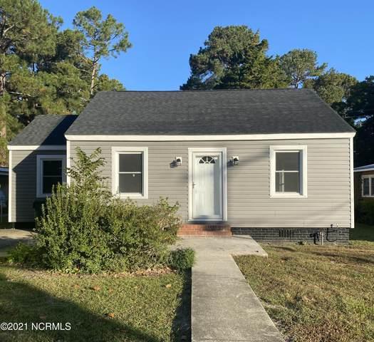 1406 Sauls Street SW, Wilson, NC 27893 (MLS #100295481) :: Donna & Team New Bern