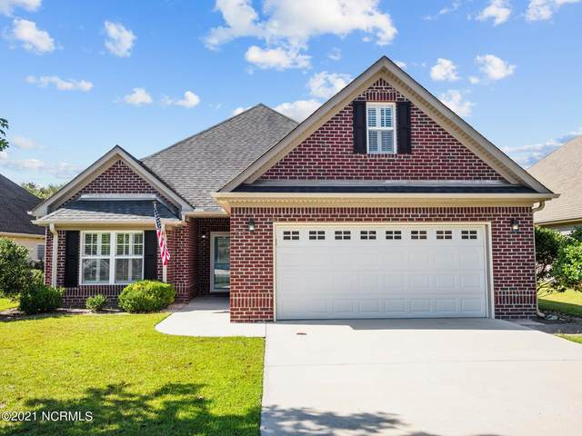208 Silver Creek Loop, Sneads Ferry, NC 28460 (MLS #100295482) :: Courtney Carter Homes