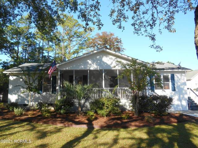 309 NE 57th Street, Oak Island, NC 28465 (MLS #100295488) :: Lynda Haraway Group Real Estate