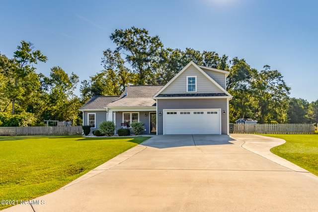 53 Barkside Court, New Bern, NC 28560 (MLS #100295501) :: Great Moves Realty