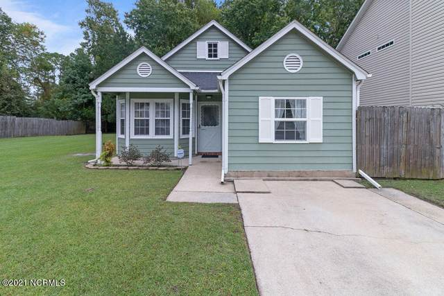 118 Basswood Court, Jacksonville, NC 28546 (MLS #100295504) :: The Rising Tide Team