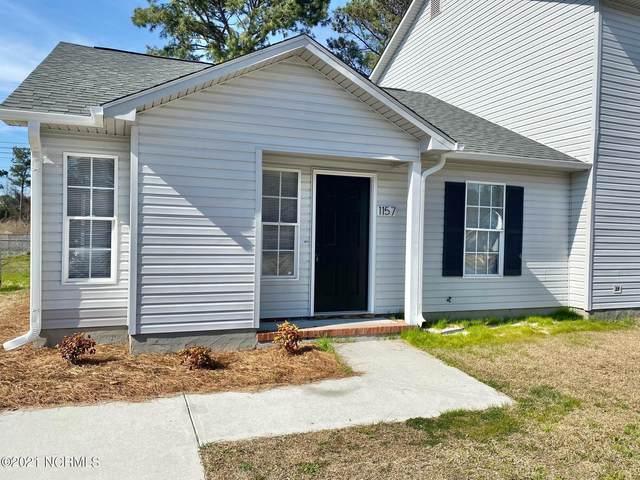 1157 W Pueblo Drive, Jacksonville, NC 28546 (MLS #100295511) :: Lynda Haraway Group Real Estate