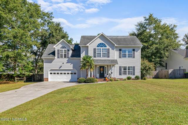 203 English Walnut Drive, Richlands, NC 28574 (MLS #100295517) :: Lynda Haraway Group Real Estate