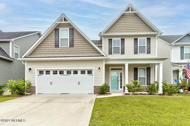 3015 N Rocklund Court, Wilmington, NC 28409 (MLS #100295543) :: Lynda Haraway Group Real Estate