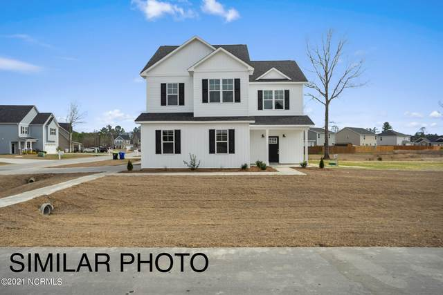 605 Ranch Hand Lane, Jacksonville, NC 28546 (MLS #100295551) :: Lynda Haraway Group Real Estate