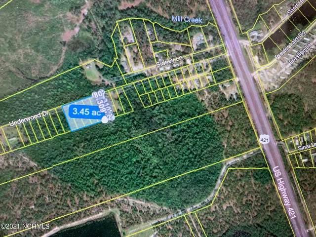 Lots 32-37 Underwood Drive, Currie, NC 28435 (MLS #100295563) :: Thirty 4 North Properties Group