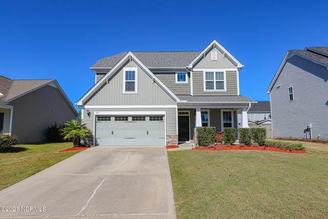 209 Willow Ridge Drive, Holly Ridge, NC 28445 (MLS #100295576) :: Shapiro Real Estate Group