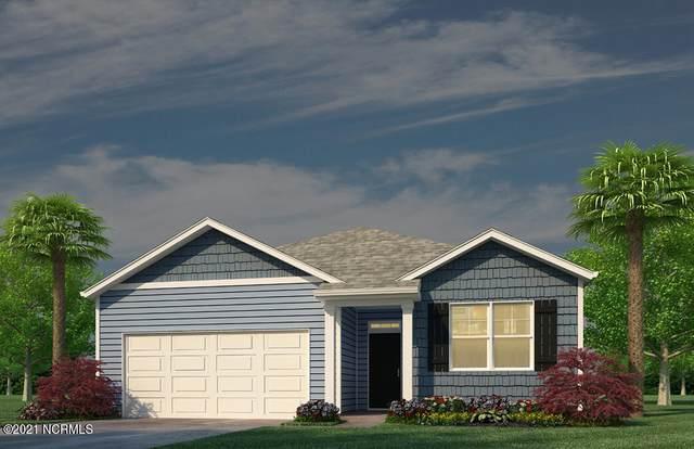 695 Buckeye Road NE Lot 2196, Leland, NC 28451 (MLS #100295577) :: David Cummings Real Estate Team